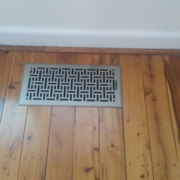 air conditoning floor vent