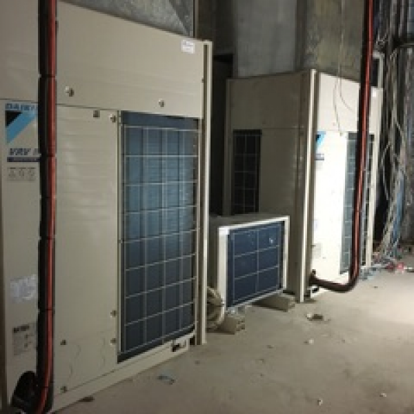 daikin ducted airconditoning units