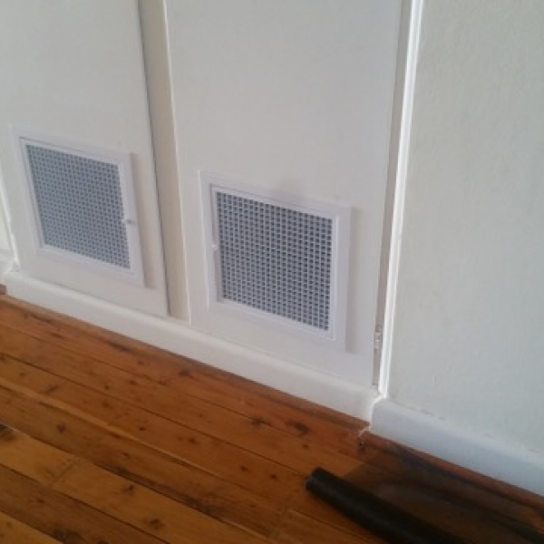 ducted air conditoning vents